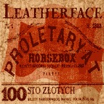 Cover LEATHERFACE, horsebox
