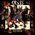 CRASS, best before 1984 cover