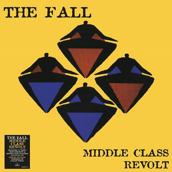 FALL, middle class revolt cover