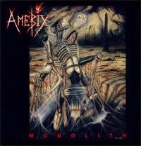 AMEBIX, monolith cover