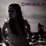 Cover DINOSAUR JR., green mind