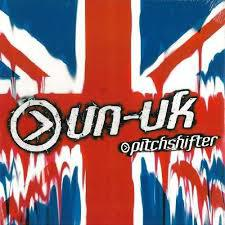 PITCHSHIFTER, ununited kingdom cover