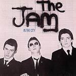 THE JAM, in the city cover