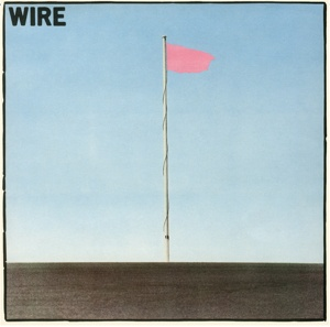 Cover WIRE, pink flag