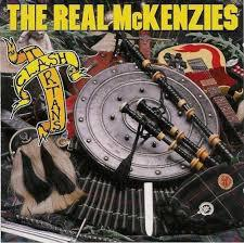 Cover REAL MCKENZIES, clash of the tartans