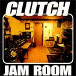 Cover CLUTCH, jam room