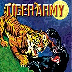 Cover TIGERARMY, s/t