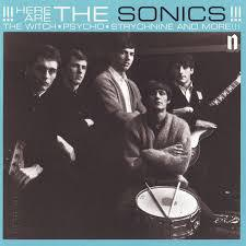 SONICS, here are the sonics cover