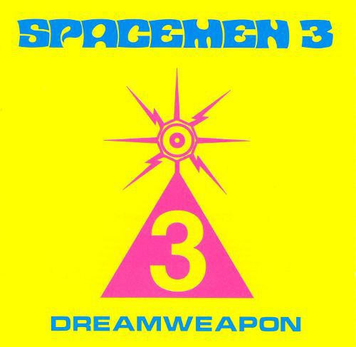 SPACEMEN 3, dreamweapon cover