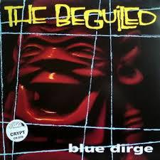 BEGUILED, blue dirge cover