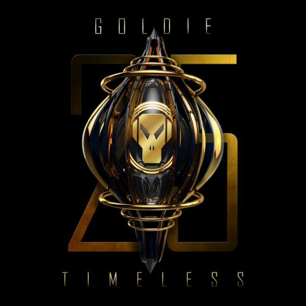 Cover GOLDIE, timeless