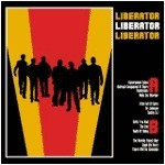 Cover LIBERATOR, singles collection