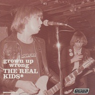 REAL KIDS, grown up wrong cover
