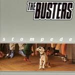 Cover BUSTERS, stompede