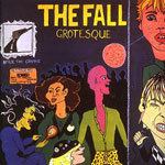 Cover FALL, grotesque