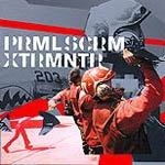 Cover PRIMAL SCREAM, xtrmntr