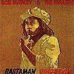 BOB MARLEY & WAILERS, rastaman vibration cover