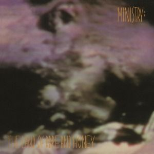 MINISTRY, land of rape & honey cover