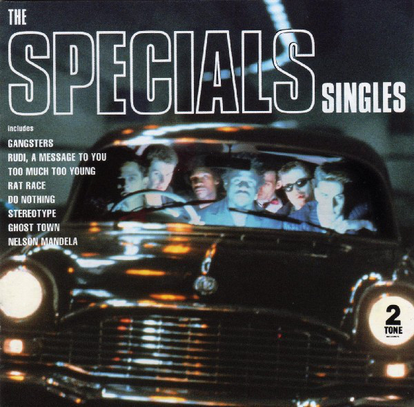 Cover SPECIALS, singles