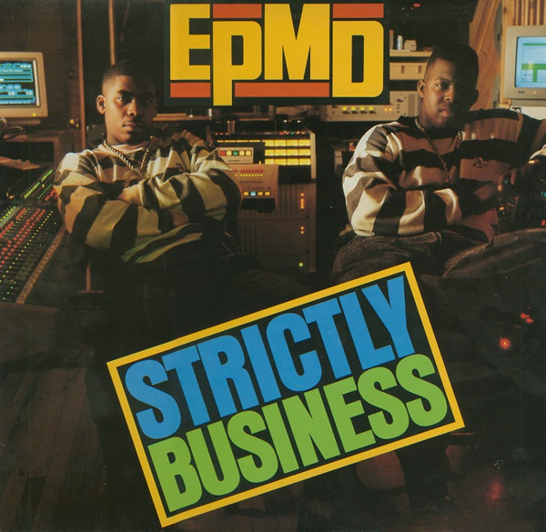 EPMD, strictly business cover