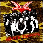 COCK SPARRER, shock troops cover
