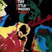 Cover STIFF LITTLE FINGERS, hanx