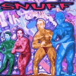 SNUFF, numb nuts cover