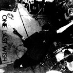Cover ONE LAST WISH, 1986