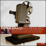 Cover BRAID, moviemusic vol. 1