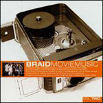 Cover BRAID, moviemusic vol. 2