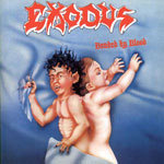 Cover EXODUS, bonded by blood