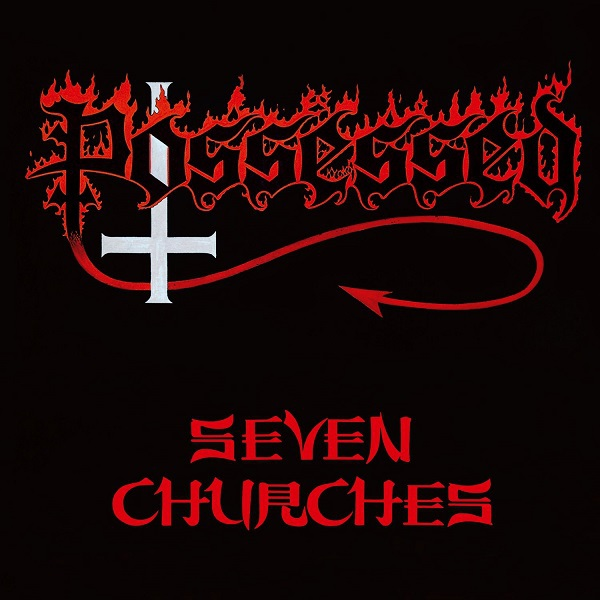 Cover POSSESSED, seven churches