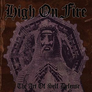 Cover HIGH ON FIRE, art of self defense