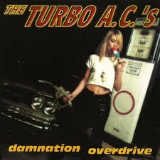 TURBO AC´S, damnation overdrive cover