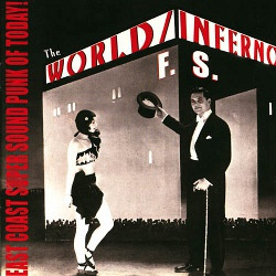 WORLD INFERNO FRIENDSHIP SOCIETY, east coast super sound punk of today! cover