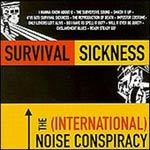 Cover INTERNATIONAL NOISE CONSPIRACY, survival sickness