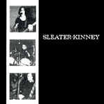 SLEATER KINNEY, s/t cover