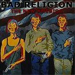 Cover BAD RELIGION, new america