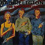 BAD RELIGION, new america cover