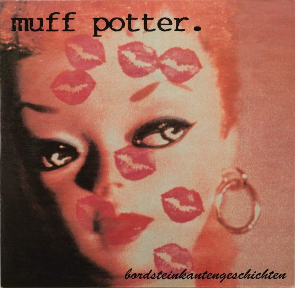 Cover MUFF POTTER, bordsteinkantengeschichten