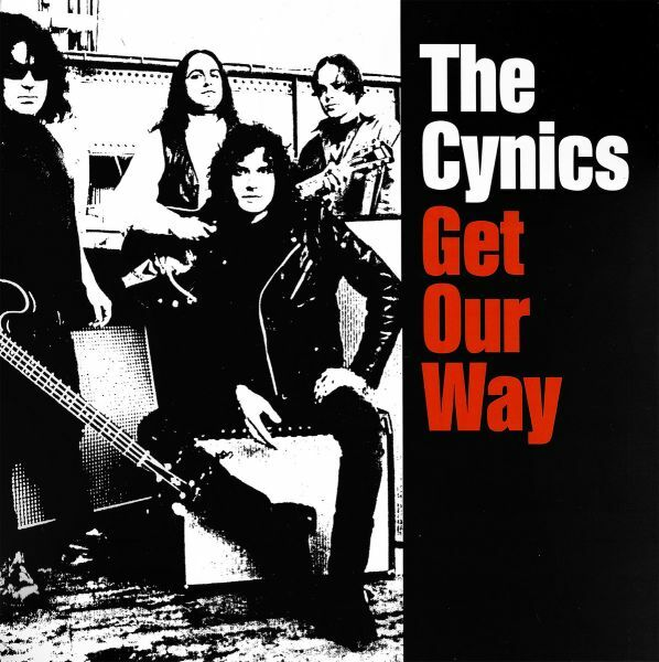 CYNICS, get our way cover