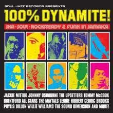 V/A, 100% dynamite - ska, soul, rocksteady & funk cover