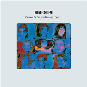 BLONDE REDHEAD, melody of certain damaged lemons cover