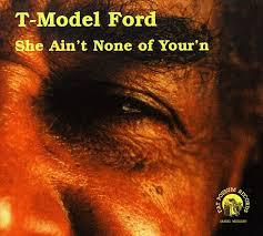 T-MODEL FORD, she ain´t none of your´n cover