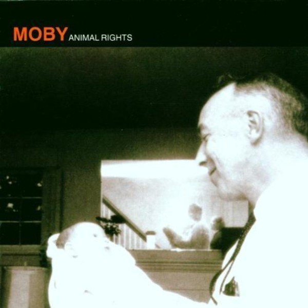 Cover MOBY, animal rights