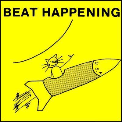 Cover BEAT HAPPENING, s/t