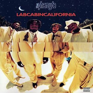 Cover PHARCYDE, labcabincalifornia