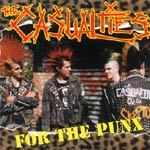 Cover CASUALTIES, for the punx
