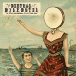 Cover NEUTRAL MILK HOTEL, in the aeroplane