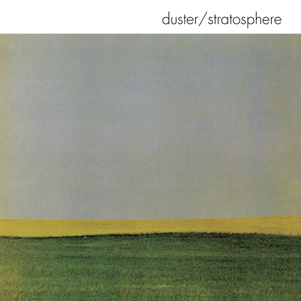 DUSTER, stratosphere cover